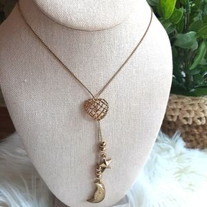 Bolero Charm Necklace